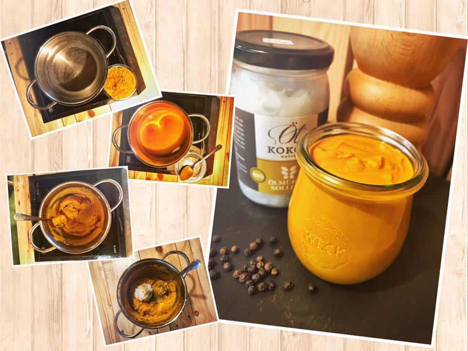 Die Goldene Paste – Tumuric Paste